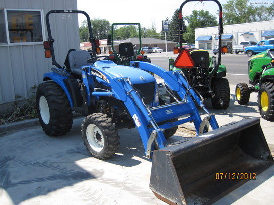 2006 New Holland TC34DA