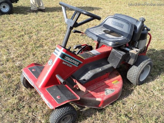 Snapper sr1030 lawn garden and commercial mowing john for Us electric motor serial number lookup
