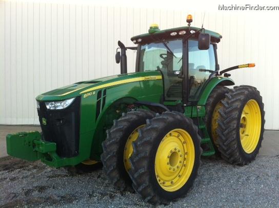 2011 john deere 8310r tractors row crop 100hp john for Wright motors evansville indiana