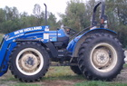 2010 New Holland WORKMASTER 55