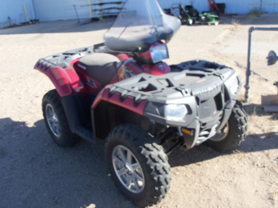 2010 Polaris Sportsman XP 850 EPS