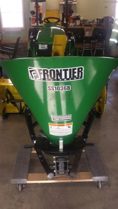 2011 Frontier SS1067B Spreaders - Fertilizer & Manure - John Deere