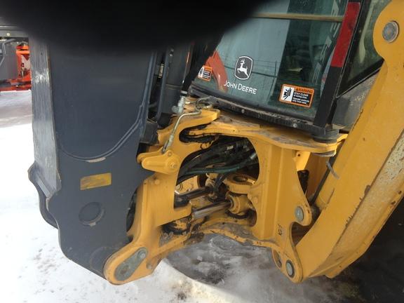 Detail photo of 2013 John Deere 410K from Construction Equipment Guide