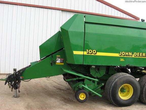 John Deere 100