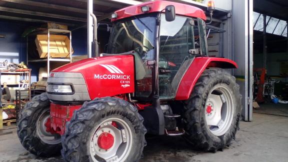 McCormick CX 105