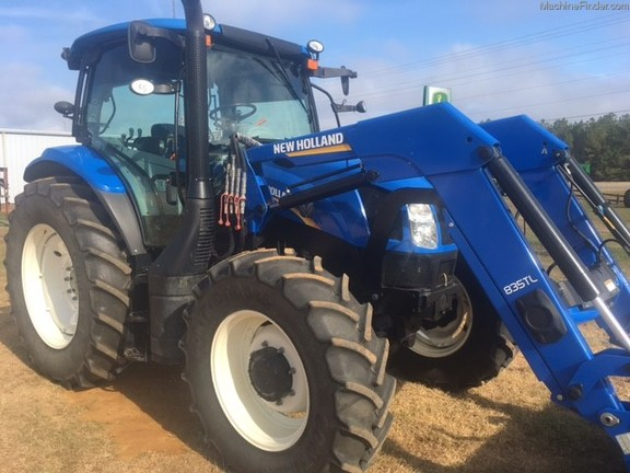 2012 New Holland T6.140