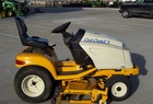 "2001 Cub Cadet 3235 - 54"" - EXTRA SHARP!  w/diff lock, power steering, and shaft drive."