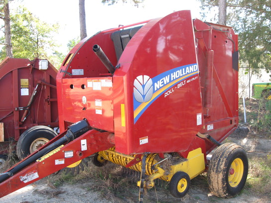 2011 New Holland RB450