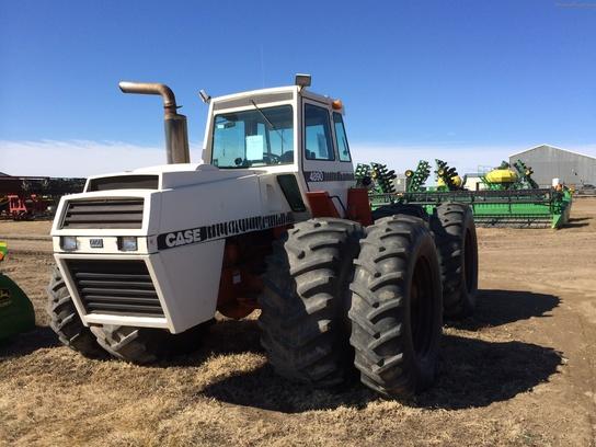 1982 Case Tractors : Case ih