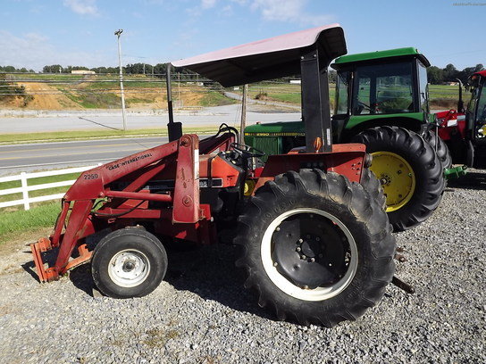 1987 Case Ih 485 Tractors - Utility  40-100hp