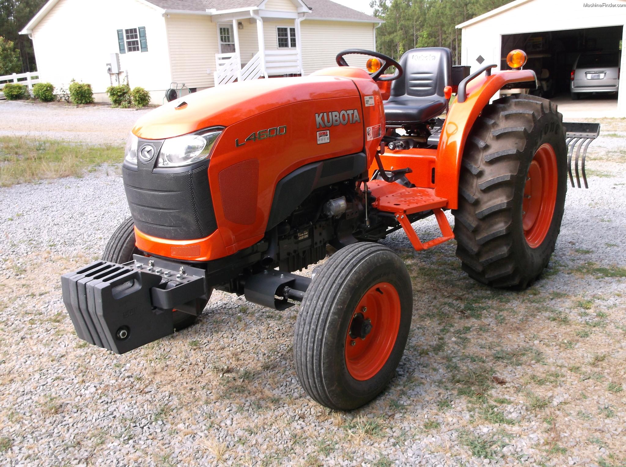 Kubota Tractor Weights : Kubota tractor weights images reverse search