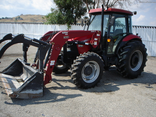 2007 Case Ih Jx80 Tractors - Utility  40-100hp