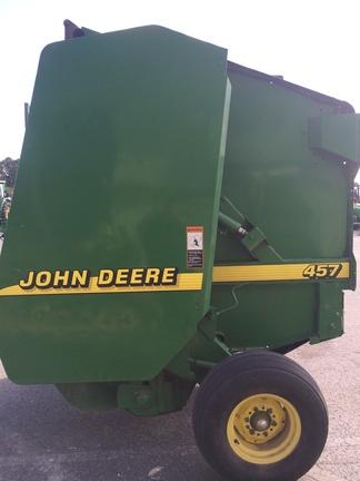 2001 John Deere 457