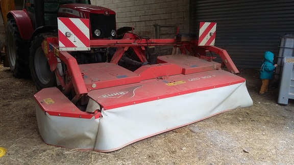 Kuhn GMD 802F FRONTALE