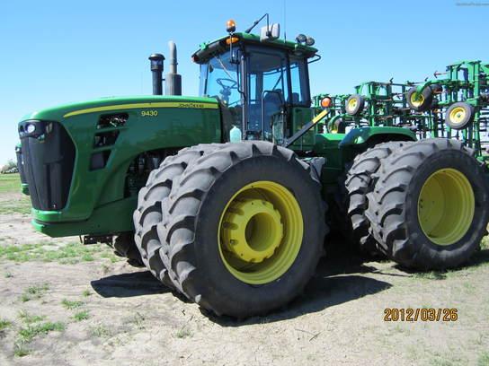 2008 John Deere 9430 Tractors Articulated 4wd John