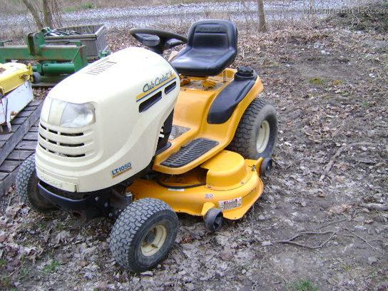 Cub Cadet Lt1050 Parts : Cub cadet lt lawn garden and commercial mowing