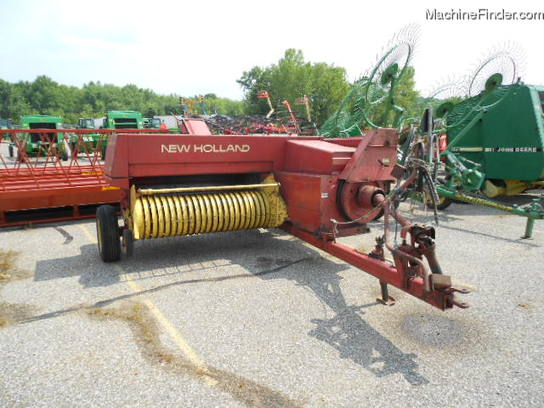 1979 New Holland 315 WITH A HYD. BALE KICKER