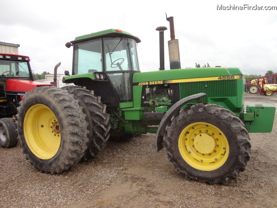 John Deere Mfwd Fenders : John deere tractors row crop hp