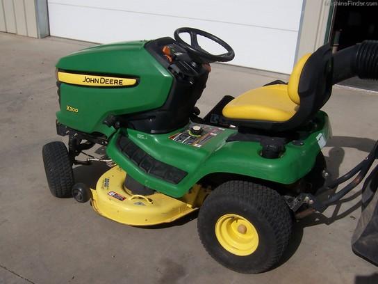 2006 John Deere X300