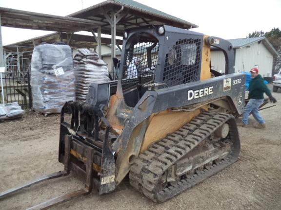 Detail photo of 2012 John Deere 333D from Construction Equipment Guide