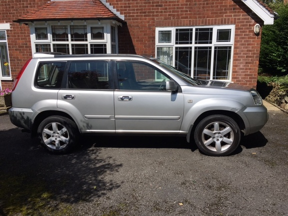 Other Nissan X Trail Dci Sport
