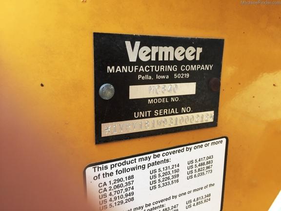 Vermeer MC840 - Mower Conditioners - Springdale