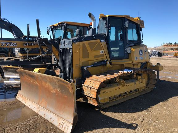 John Deere 700K Crawler Dozers for Sale | CEG