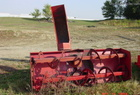 International Harvester snowblower 80