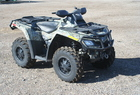 2009 Can-Am Outlander
