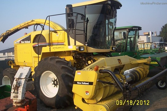 2003 New Holland FX60