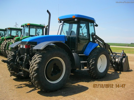 2009 Ford-New Holland TV6070