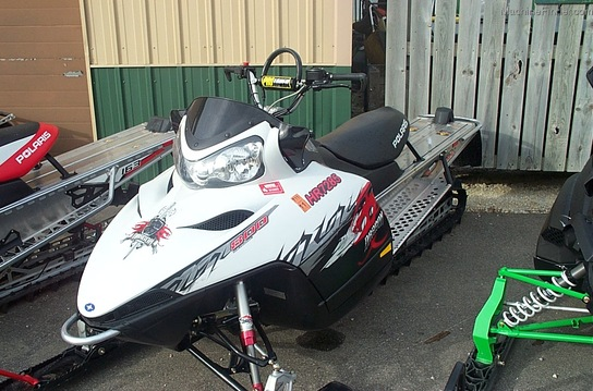 2009 Polaris RMK Dragon 800 155