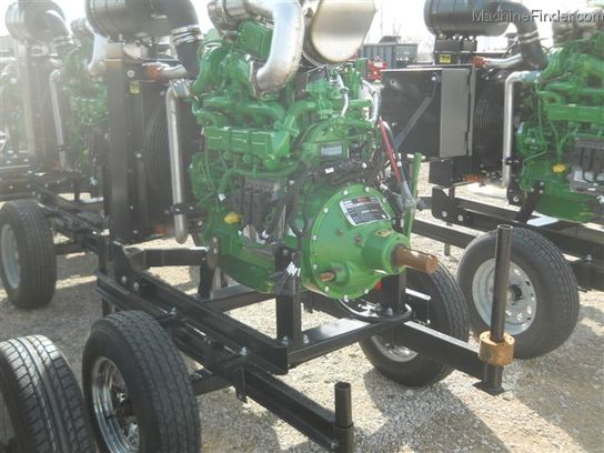 2013 John Deere 4045HFC92 POWER UNIT ON CART