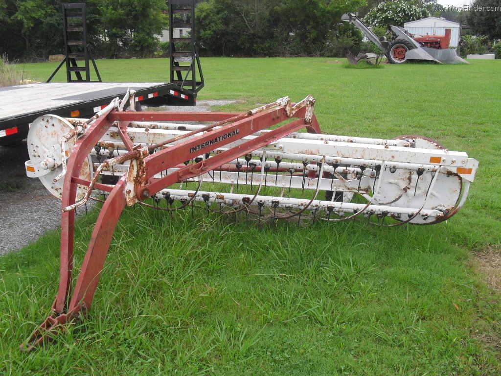 International 35 Hay Rake Parts : International hay equipment handling and