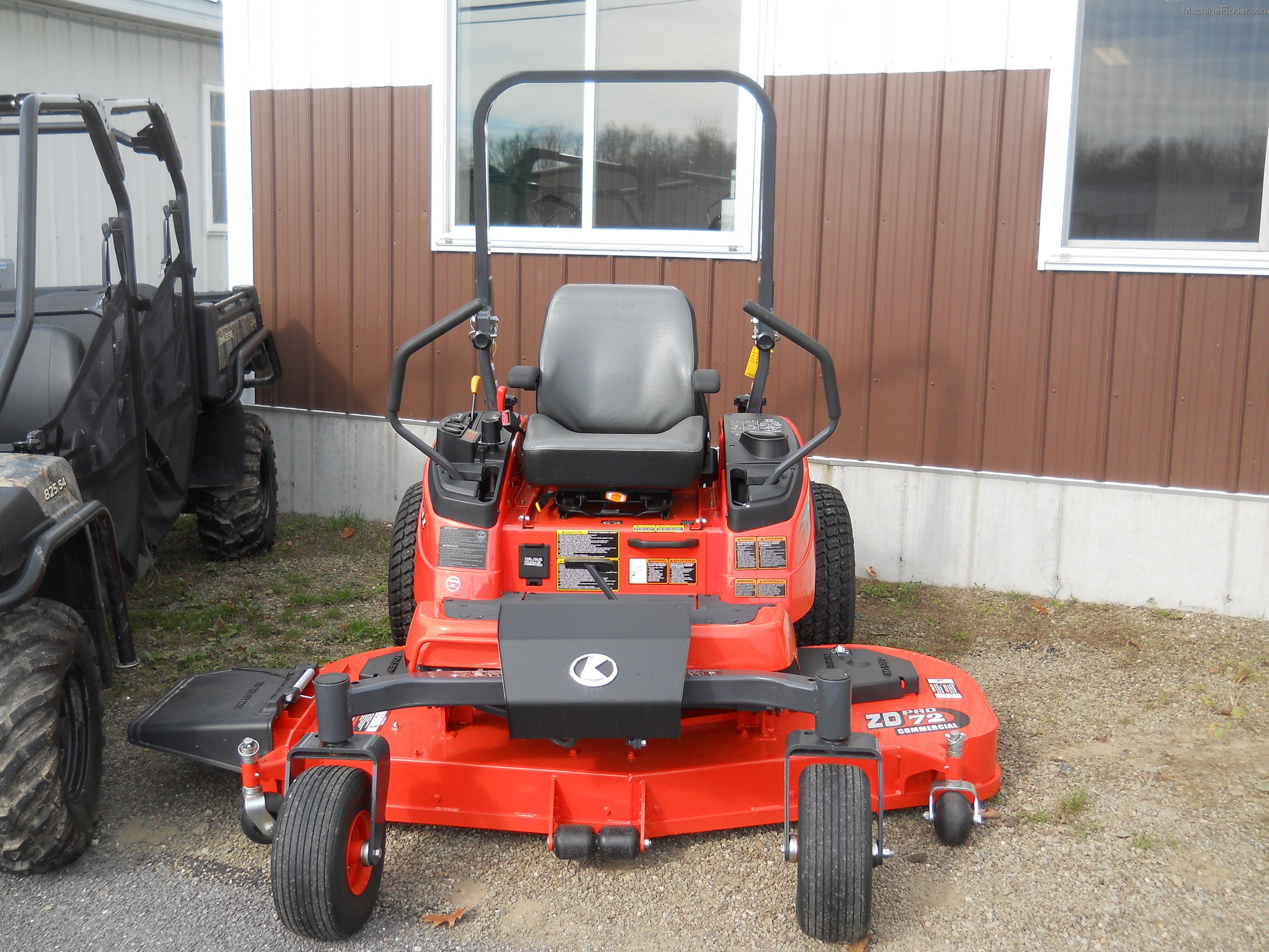 2014 Kubota Zd331 Lawn  U0026 Garden And Commercial Mowing