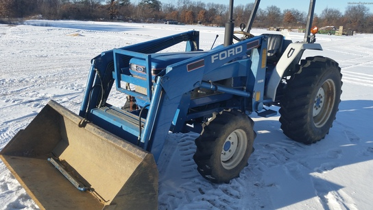 Ford 2120 Tractor : Ford tractors utility hp john deere