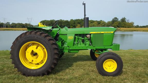 John Deere 4020 Clutch Parts : John deere row crop tractors atlanta in