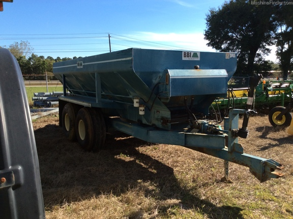 BBI 16 ft litter spreader