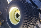 John Deere 31 x 13.5-15 4PR R3   On Rims (Price is per PAIR)