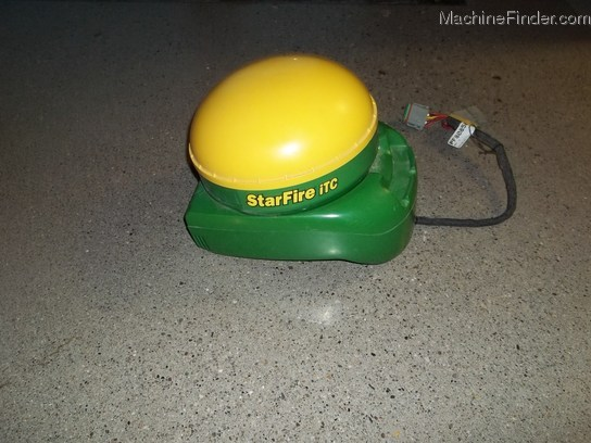 2008 John Deere iTC Star Fire Receiver