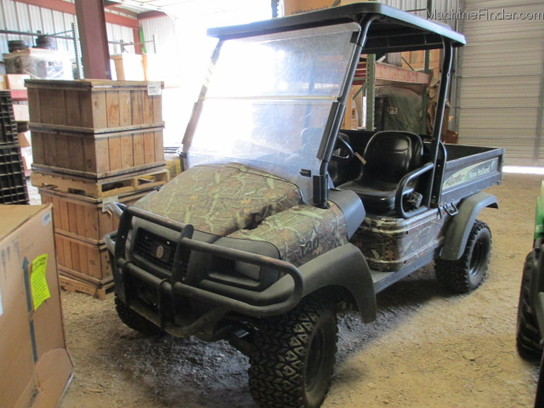 2011 New Holland Rustler 120