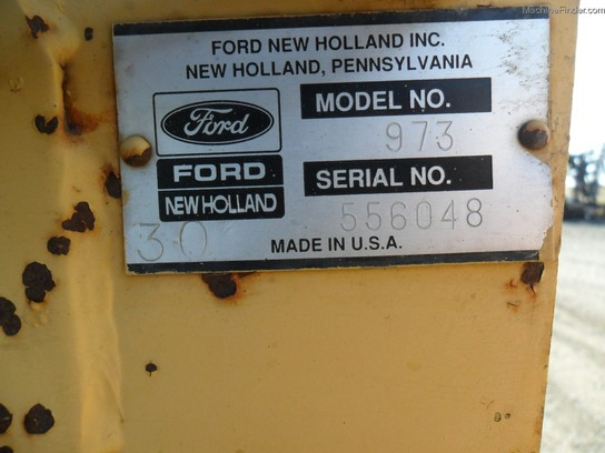 2004 Ford-New Holland 72C-30