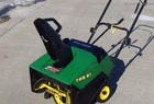 1999 John Deere TRS21 Snowthrower, recoil start