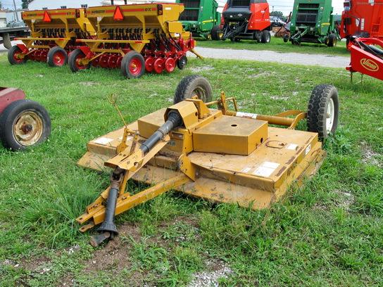 Woods D80 Mower Parts