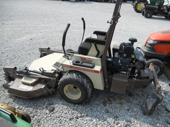 2008 Grasshopper 727k Lawn Amp Garden And Commercial Mowing