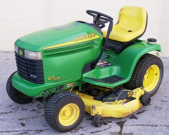 Lawn Tractor Hoods : John deere gt lawn tractor hood car interior design