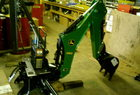 2011 John Deere 260 BACKHOE FITS 2210