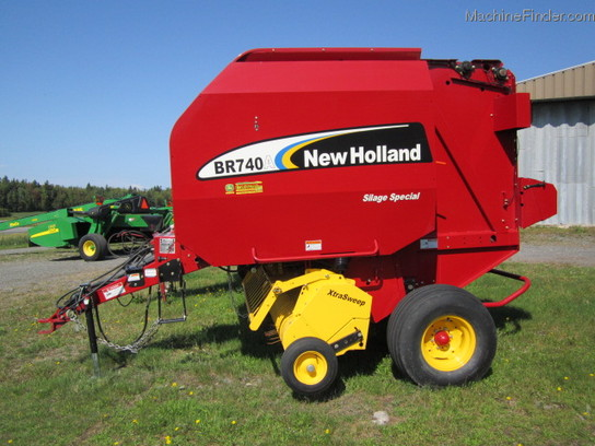 2008 Ford-New Holland BR740A