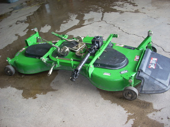 "2006 John Deere JD 72"" 7-IRON DECK"