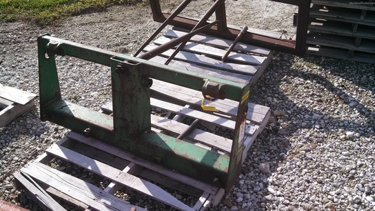 John Deere SINGLE TINE